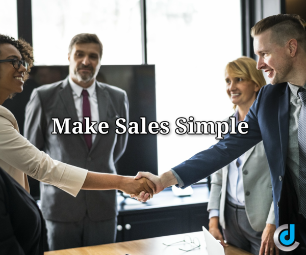 make sales simple - clarks digital marketing seo agency